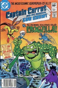 Captain Carrot and His Amazing Zoo Crew 1982 - 1983 #3