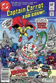 Captain Carrot and His Amazing Zoo Crew 1982 - 1983 #5