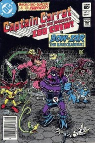 Captain Carrot and His Amazing Zoo Crew 1982 - 1983 #7