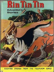 Rin Tin Tin Adventure Stories 1960 #1960