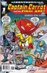 Captain Carrot and the Final Ark 2007 - 2008 #1