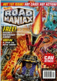 Road Maniax 1995 - #1