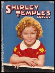 Shirley Temple's Annual  #1929