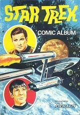 Star Trek Comic Album  #1972