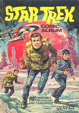 Star Trek Comic Album  #1974