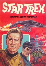 Star Trek Picture Book #1973