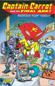 Captain Carrot and the Final Ark 2007 - 2008