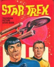 Star Trek Television Picture Story Book 1971 #1971