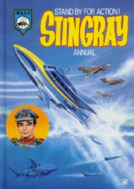 Stingray Annual:  Stand by for Action!  #1993