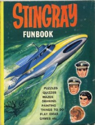 Stingray Funbook  #1965