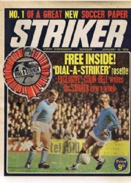 Striker (1st Series) 1970 - #1