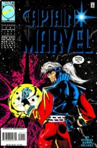 Captain Marvel (2nd Series) 1995 - 1996 #1