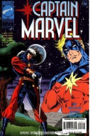 Captain Marvel (2nd Series) 1995 - 1996 #2