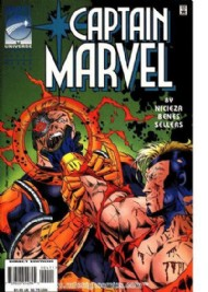 Captain Marvel (2nd Series) 1995 - 1996 #4