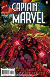 Captain Marvel (2nd Series) 1995 - 1996 #5