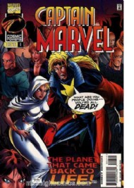 Captain Marvel (2nd Series) 1995 - 1996 #6