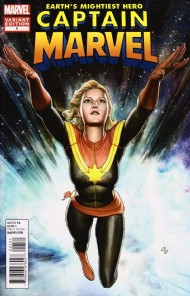 Captain Marvel (7th Series) 2012 - 2014 #1