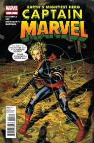 Captain Marvel (7th Series) 2012 - 2014 #4