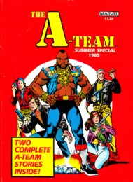 The A-Team Summer Special  #1985