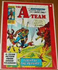 The A-Team Summer Special  #1986