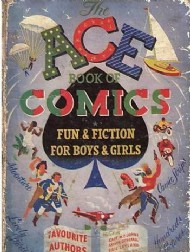 The Ace Book of Comics 1950s #1950