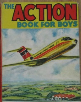 The Action Book for Boys #1967