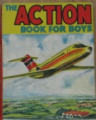 The Action Book for Boys 1967 #1967