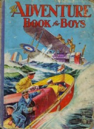 The Adventure Book for Boys 1940s-1950s