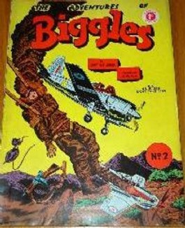 The Adventures of Biggles #2