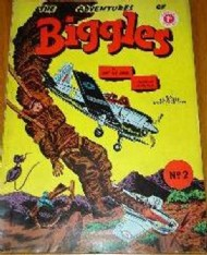 The Adventures of Biggles 1953 #2