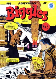 The Adventures of Biggles 1953 #3