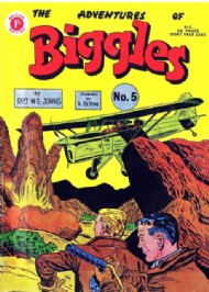 The Adventures of Biggles 1953 #5