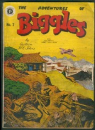 The Adventures of Biggles 1953 #7