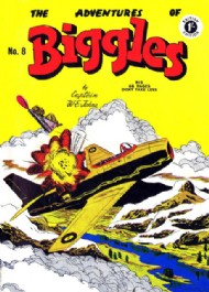 The Adventures of Biggles 1953 #8