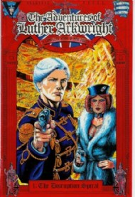 The Adventures of Luther Arkwright 1987 - 1989 #1