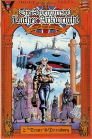 The Adventures of Luther Arkwright 1987 - 1989 #2
