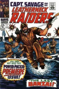 Captain Savage and His Leatherneck Raiders 1968 - 1970 #1