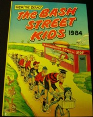 The Bash Street Kids Annual  #1984