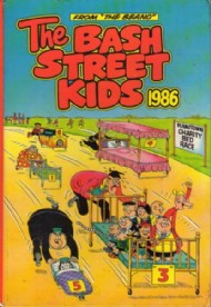 The Bash Street Kids Annual  #1986