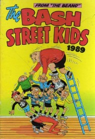 The Bash Street Kids Annual  #1989