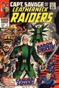 Captain Savage and His Leatherneck Raiders 1968 - 1970 #2