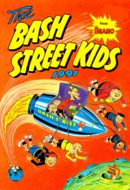 The Bash Street Kids Annual  #1991