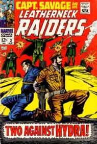Captain Savage and His Leatherneck Raiders 1968 - 1970 #3