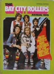 The Bay City Rollers Annual  #1976