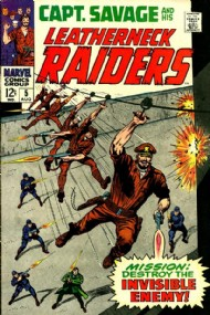 Captain Savage and His Leatherneck Raiders 1968 - 1970 #5