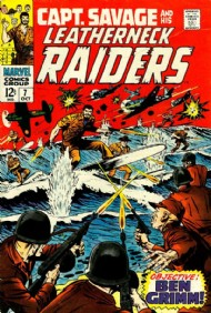 Captain Savage and His Leatherneck Raiders 1968 - 1970 #7