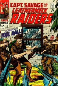 Captain Savage and His Leatherneck Raiders 1968 - 1970 #8
