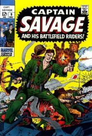 Captain Savage and His Leatherneck Raiders 1968 - 1970 #9