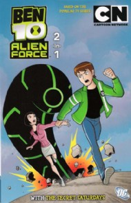 Cartoon Network 2 in 1: Ben 10 Alien Force/Secret Saturdays 2010 #0