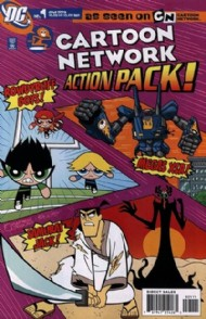 Cartoon Network Action Pack 2006 - 2012 #1